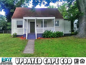 Front of 3104 Arlington Place, Portsmouth Va, 23707