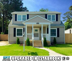 Front of 3925 Atterbury St, Norfolk VA, 23513