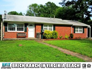Front of 3320 Lusk St, Virginia Beach VA, 23464