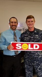 Another Satisfied Military Client with Brock Thompson