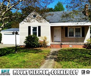 Front of 1003 Douglas Ave, Portsmouth VA, 23707