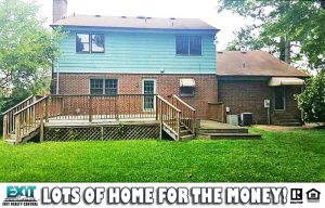 Front of House located at 6807 East Tanners Creek Dr, Norfolk VA, 23513