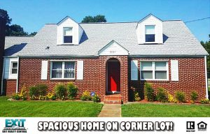 Front of property located at 8021 Carlton St, Norfolk VA, 23518