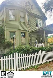 Front of property located at 604 D St, Chesapeake VA, 23324