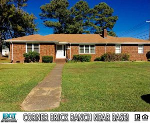 Front of property located at 5700 Barberry Ln, Portsmouth VA 23703