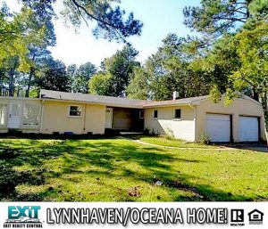 Front of property located at 153 Morrison Ave, Virginia Beach VA 23452