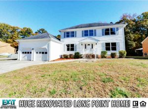 Front of property located at 3853 Flagship Way, Portsmouth, VA 23703