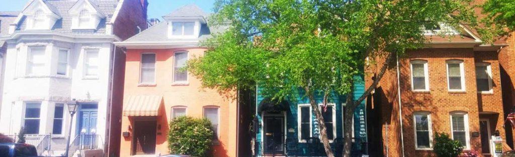 Ghent Row Houses