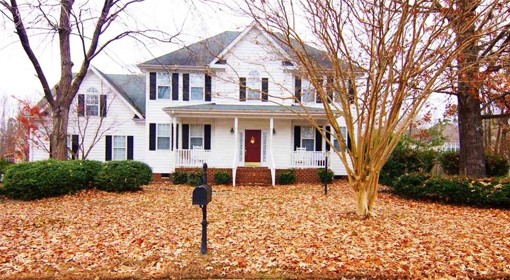 Front of property located at 4705 Canary Court, Chesapeake VA 23321