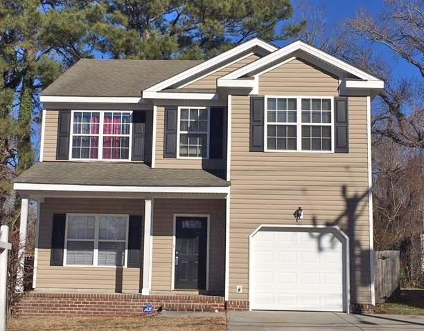 Front of property located at 2820 Old Galberry Rd, Chesapeake, VA 23323