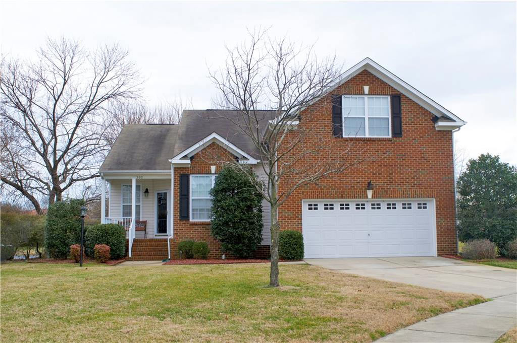 Front of property located at 500 Renaissance Court, Chesapeake VA 23320