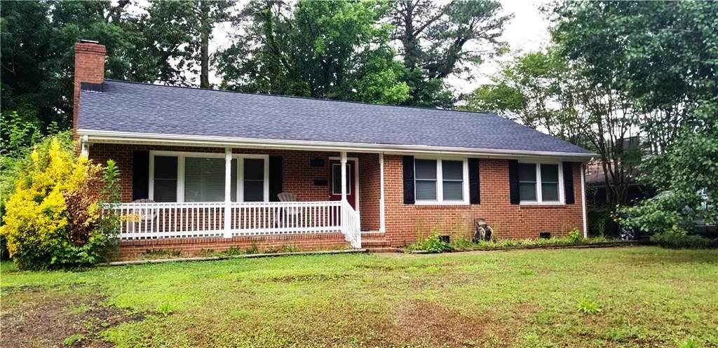 Front of property located at 102 Henry Clay Road, Newport News, VA 23601, Newport News VA