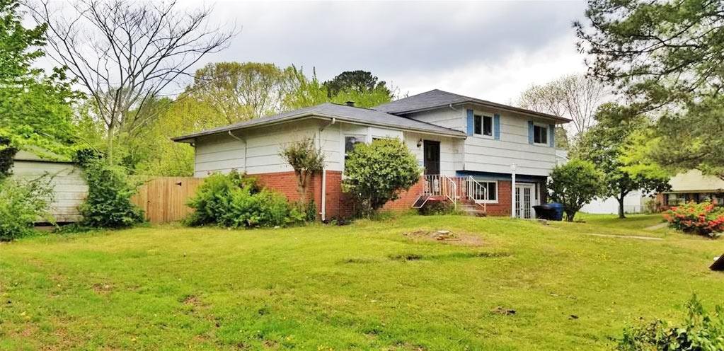 Front of property located at 449 Gotham Road, Virginia Beach, VA 23452