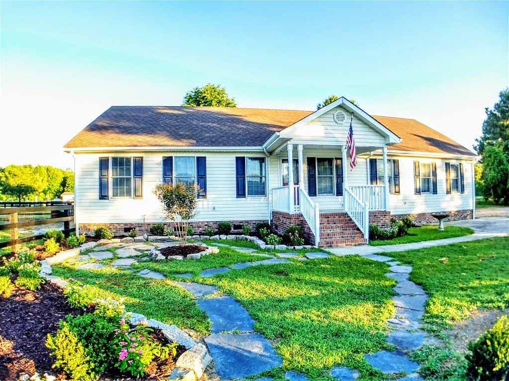 Property located at 1430 Middle Swamp Road, Gates, NC 27926