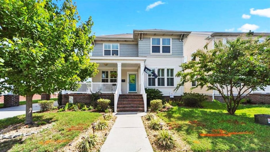 Front of property Located At 9430 1st View Street, Norfolk, VA 23503