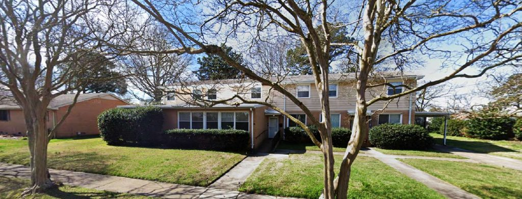 Front of property located at 145 Dupre Avenue, Norfolk, Virginia 23503