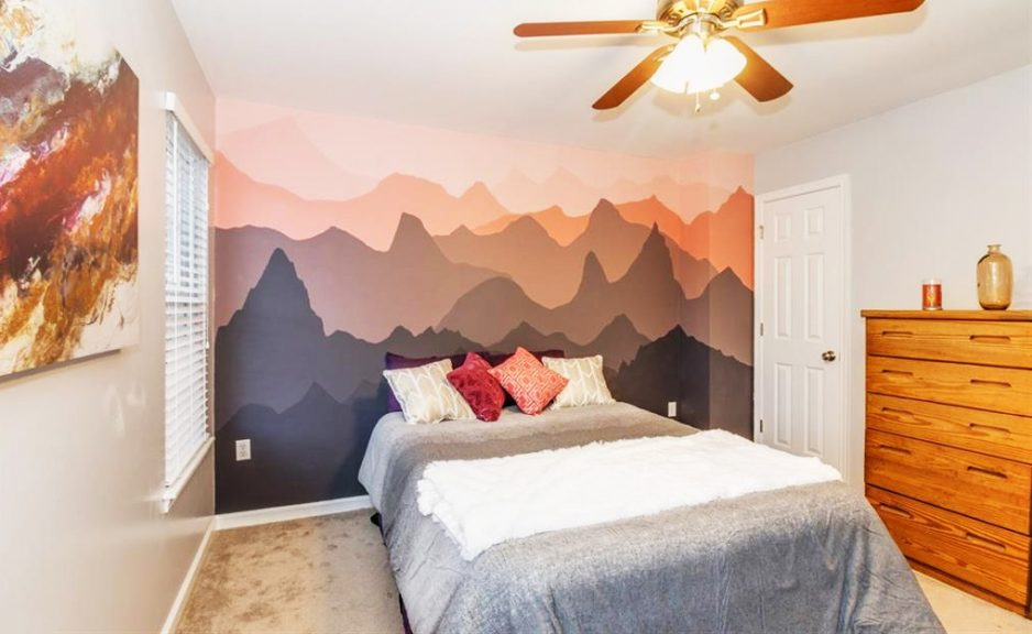 Bedroom of property located at 2202 Miller Avenue, Chesapeake, Virginia 23320