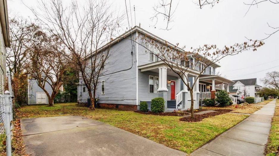 Corner Shot of property located at 827 27th Street, Newport News, VA 23607