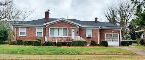Front of property located at 6407 Whittier Drive, Norfolk, VA 23513