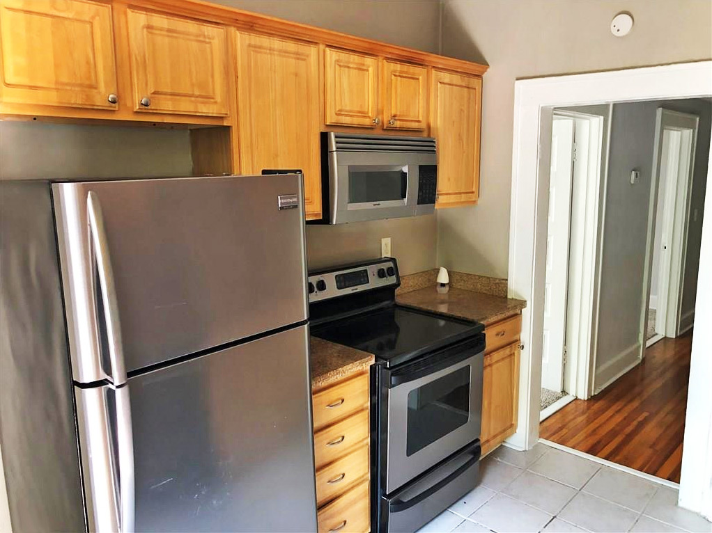 Kitchen of 527 W 36th Street Unit#202, Norfolk, Virginia 23508