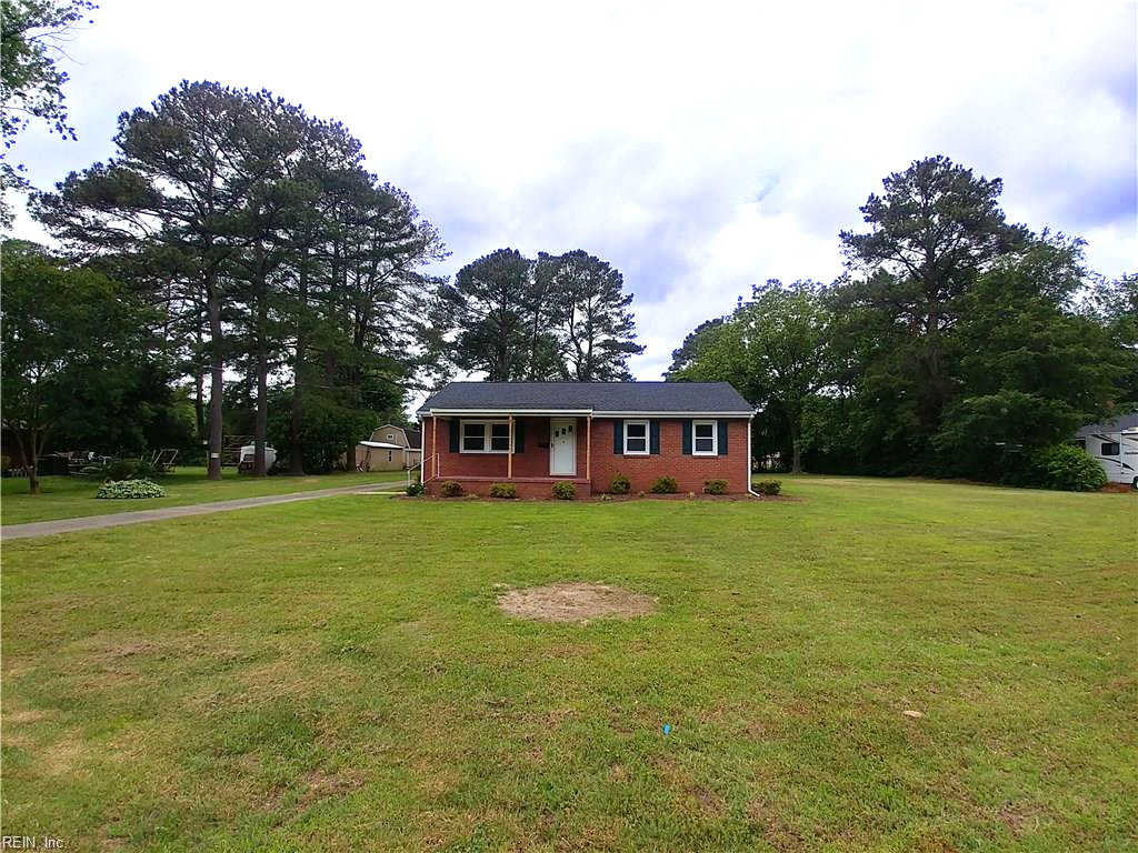 Front of property located at 2365 Bugle Drive, Chesapeake, VA 23321