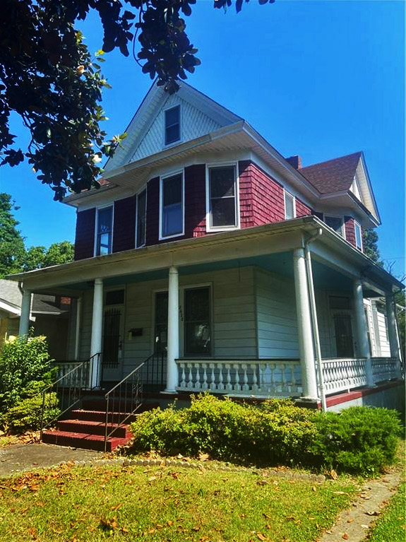 Front of property located at 2628 Marlboro Avenue, Norfolk, VA 23504