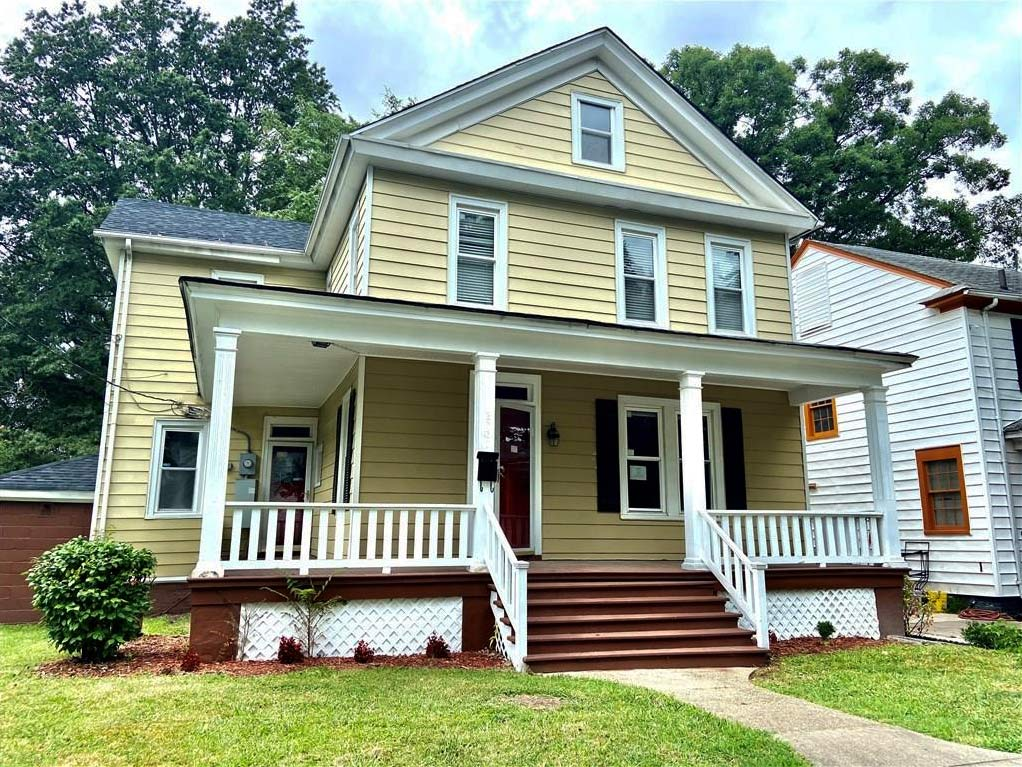 Front of property located at 2701 Vincent Avenue, Norfolk, VA 23509