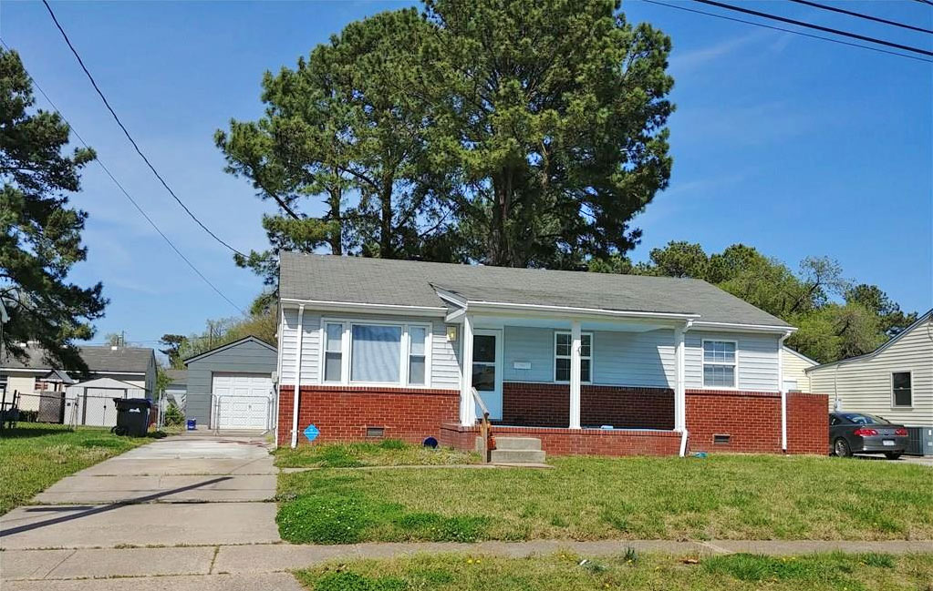 102 Laurie Lane, Portsmouth, VA 23701