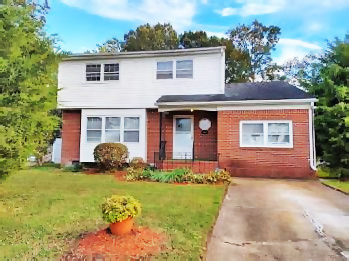 Front of property located at 907 Newport News Avenue, Hampton, VA 23661