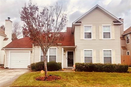 308 Oak Gate Drive, Chesapeake, VA 23320