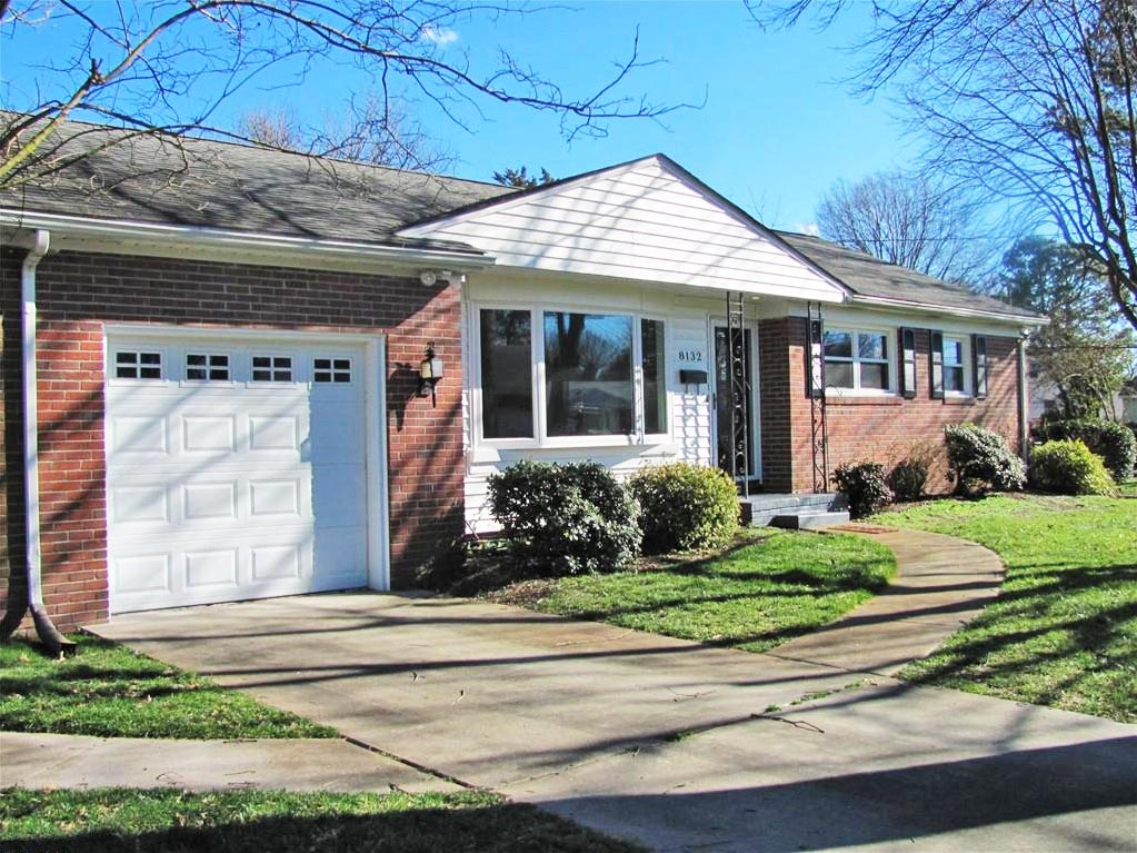 Front of property located at 8132 Jolima Avenue, Norfolk, VA 23518