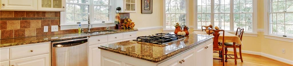 Kitchen of prpert5y located at 206 Mariners Circle, Smithfield, VA 23430