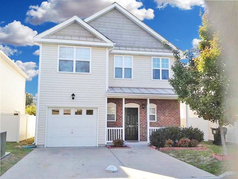 t of property located at 41 Gem Court, Virginia Beach, VA 23462