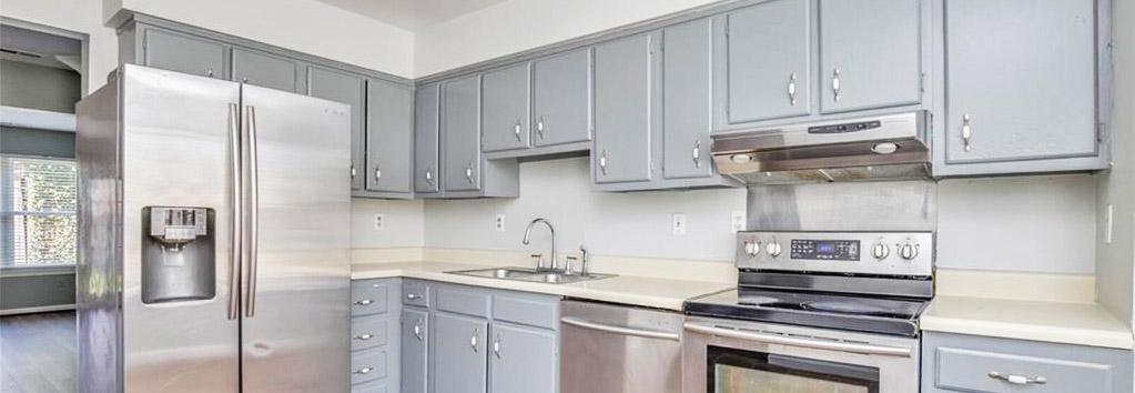 Kitchen of property located at 315 Osprey Street, Virginia Beach, VA 23462