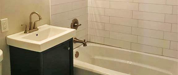 Bathroom of property located at 5352 Julianna Drive, Norfolk, VA 23502