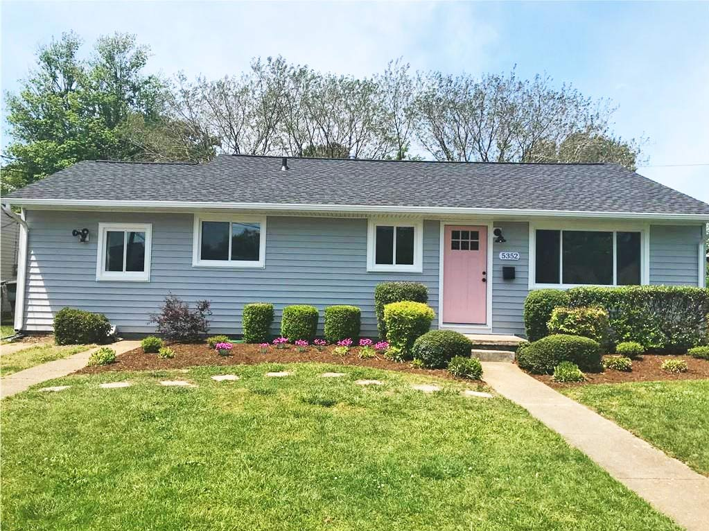 Front of property located at 5352 Julianna Drive, Norfolk, VA 23502