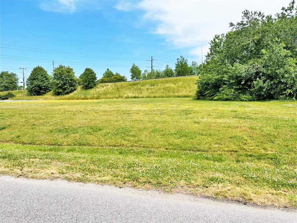 Lot view of 3 lots on Oldwood Street in Chesapeake Virginia, 23324
