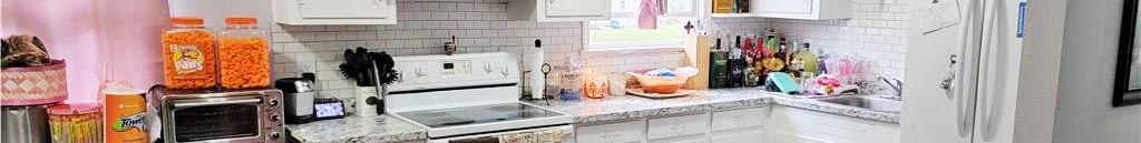 Kitchen of property located at 4217 Wake Avenue, Chesapeake, Virginia 23324