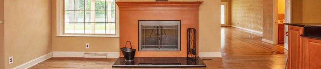 View of fireplace inside property located at 1505 Carson Crescent E, Portsmouth, Virginia 23701