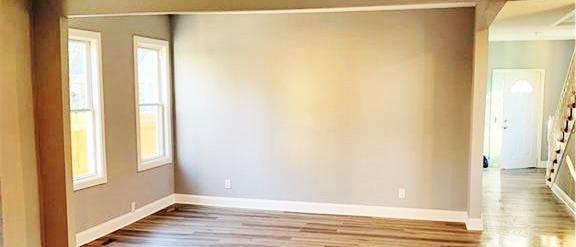 Family Room at 2017 Charleston Avenue, Portsmouth, Virginia 23704