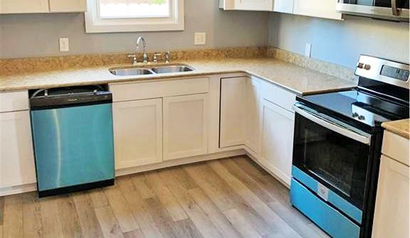 Kitchen at 2017 Charleston Avenue, Portsmouth, Virginia 23704