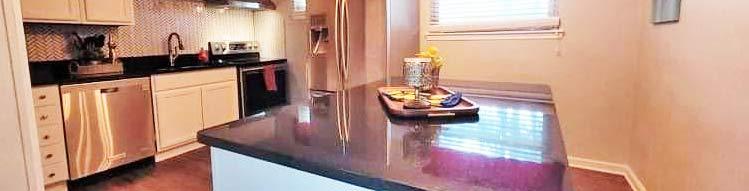 Kitchen inside property located at 1435 Lipton Circle, Suffolk, Virginia 23434