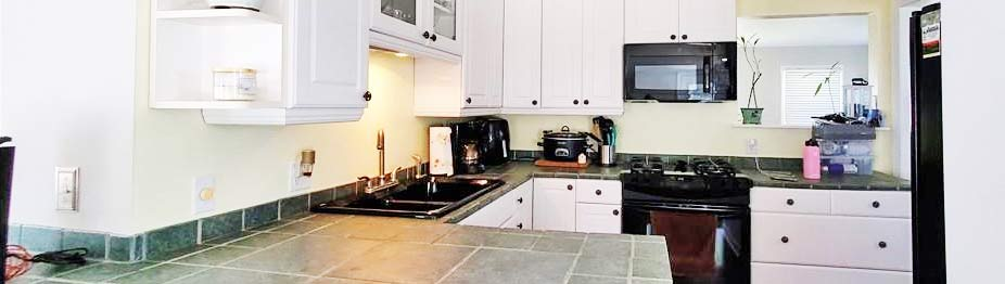 Kitchen of property located at 1806 Broadfield Road, Norfolk, VA 23503
