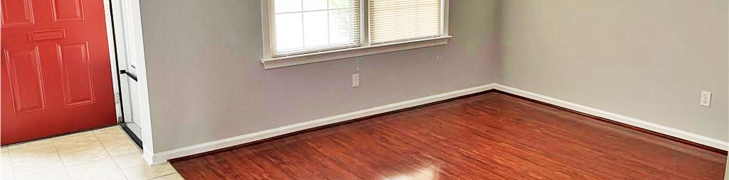 Family Room in property located at 396 Circuit Lane Unit D, Newport News, VA 23608