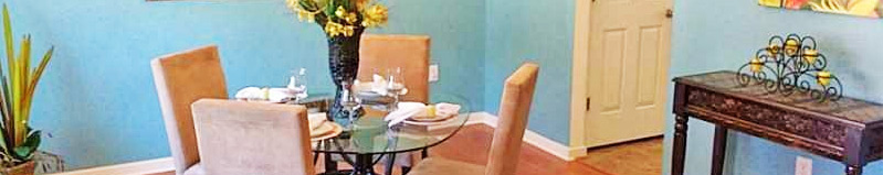 Dining Room in 4263 White Cap Crest, Chesapeake, VA 23321