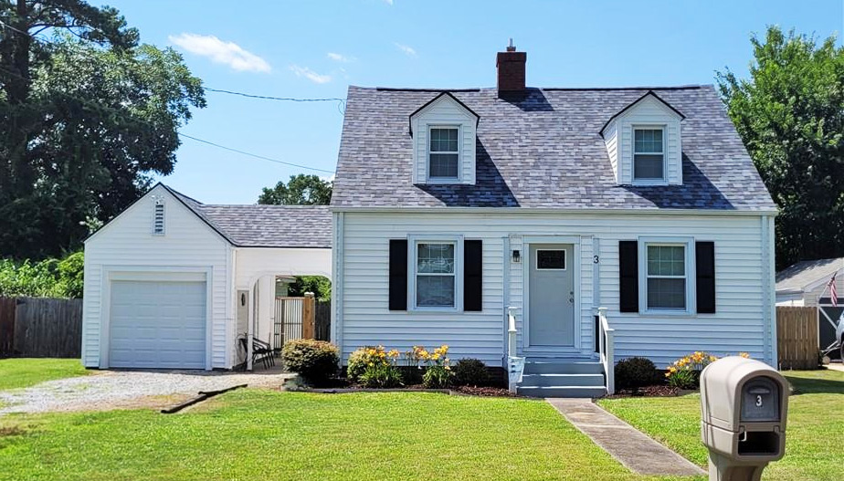 Front of house located at 3 Byers Avenue, Portsmouth, Virginia 23701