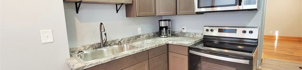 Kitchen of property located at 3 Byers Avenue, Portsmouth, Virginia 23701