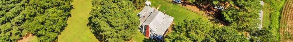 Bird's eye view of property located at 5140 Holy Neck Road, Suffolk, Virginia 23437