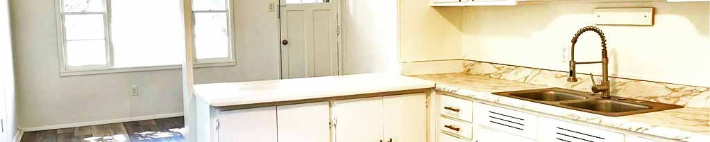 Kitchen of property located in 530 Price Street, Hampton, VA 23663