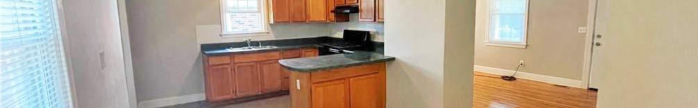 Kitchen of property located at 908 Widgeon Road, Norfolk, Virginia 23513
